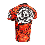 RingMaster Sports JOYA T SHIRT CAMO RED Medium image 5