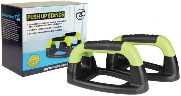 Fitness Mad Push Up Stands (Pair)