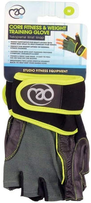 Fitness Mad Core Fitness and Weight Training Gloves