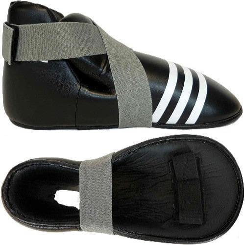 ADIDAS Semi Contact Karate, Taekwondo, Kickboxing Boots Pro Black