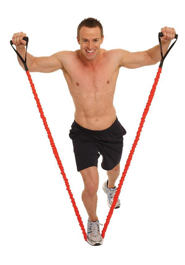 FITNESS MAD SAFETY RESISTANCE TRAINER LEVEL 1 / LIGHT