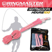 RingMaster Sports Skipping Rope 3m Pink