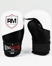 RingMaster Sports Semi Contact Point Gloves Taekwondo Kickboxing Black image 1