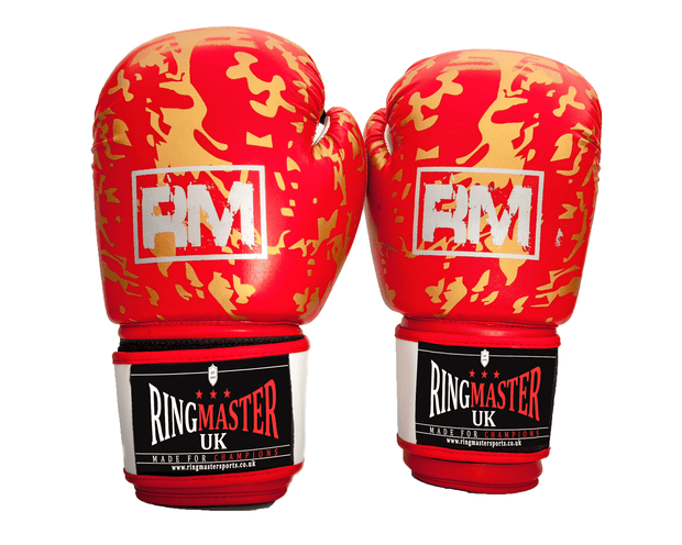 RingMaster Sports Boxing Gloves Superfit Series