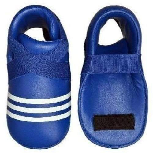 ADIDAS Semi Contact Karate, Taekwondo, Kickboxing Boots Pro Blue