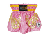 RingMaster Sports Thai Kickboxing Shorts Pink Image 4