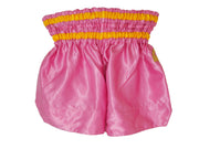 RingMaster Sports Thai Kickboxing Shorts Pink Image 3