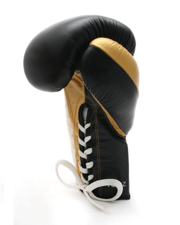 RingMaster Sports Sparring Boxing Gloves PS1.0 Series Black and Gold image 5