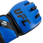UFC Ultimate Kombat Contender Fighting/Boxing Training Open Palm Gloves S/M Blue