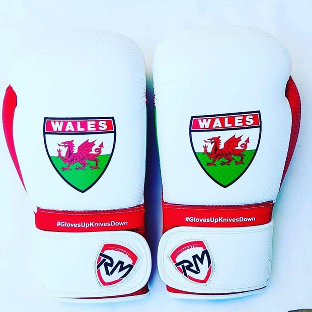 RingMaster Sports Boxing Gloves Cobra Series Wales Image 2