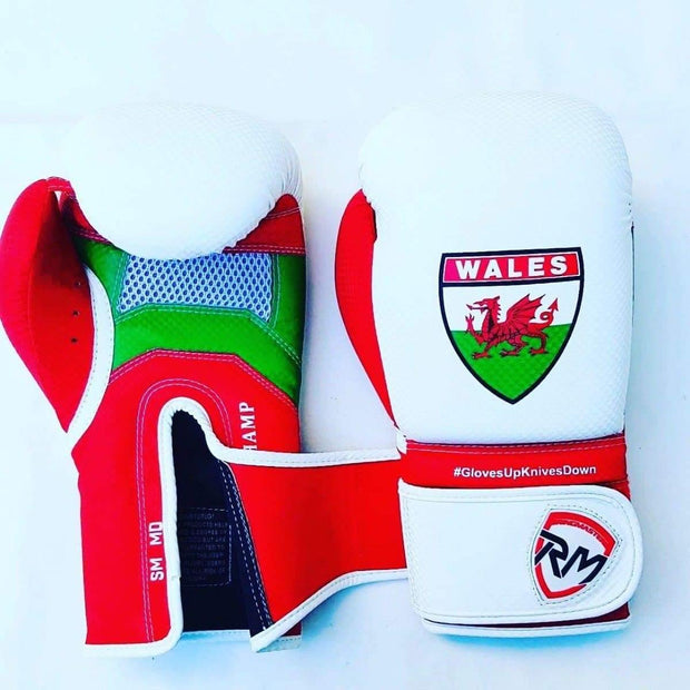 RingMaster Sports Boxing Gloves Cobra Series Wales Image 5