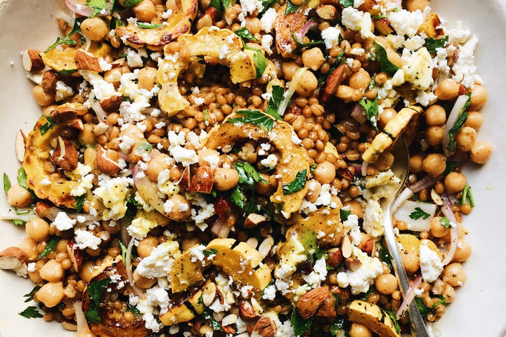 6 Fall Salads to Make Right Now