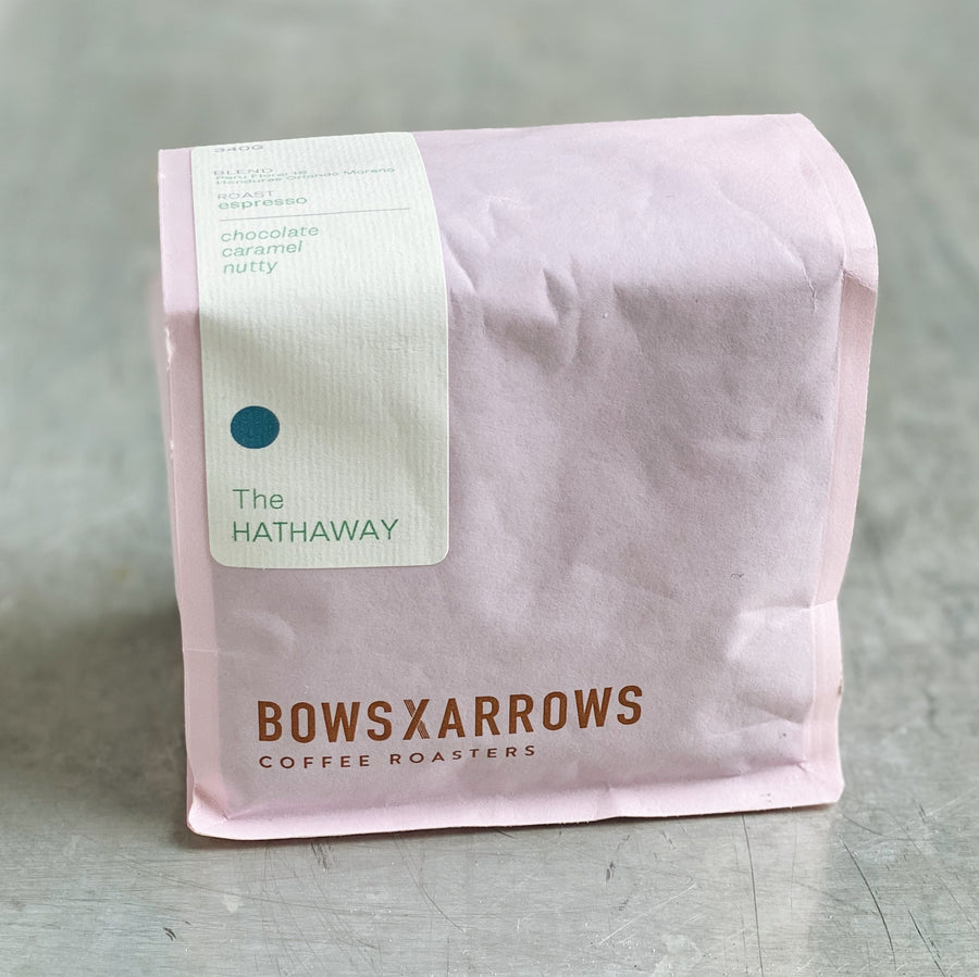 Bows and Arrows Coffee, The Hathaway