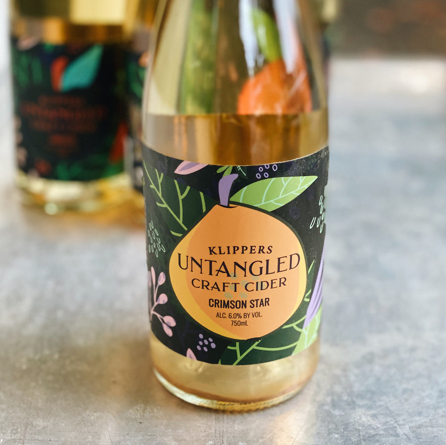 Klippers Untangled Crimson Star Craft Cider