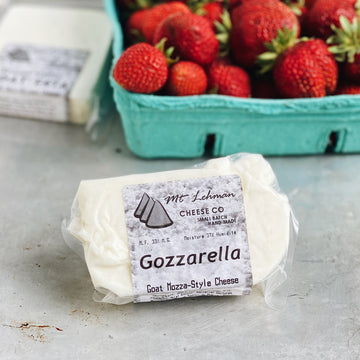 Goat Mozzarella Cheese
