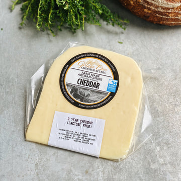 Golden Ears Medium Cheddar Cheese
