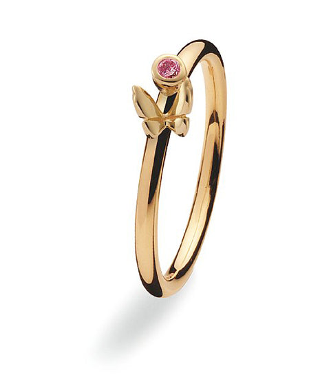 9 carat gold ring 996-06 : ATTRACTION