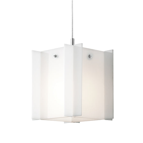 Jacobsen Royal pendant, white