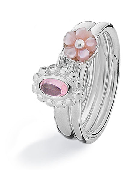 Ring combination : ADMIRATION