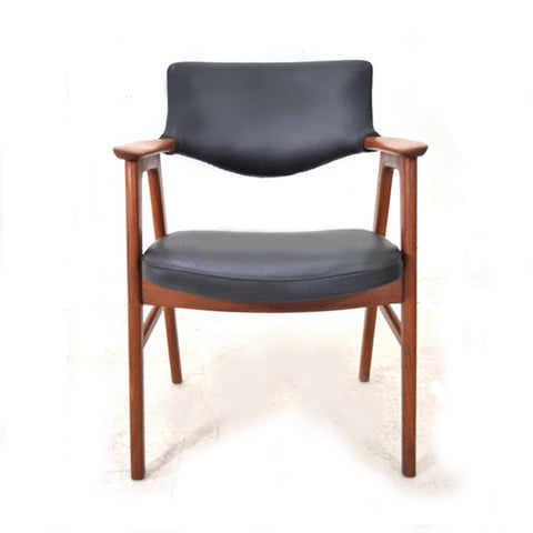Vintage Danish chair - design Erik Kirkegaard