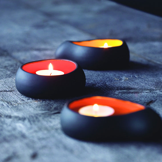 Magma Stone, mini set of 3