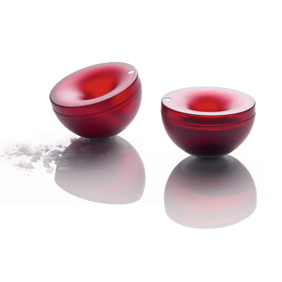 Menu Salt & Pepper Tumblers, red
