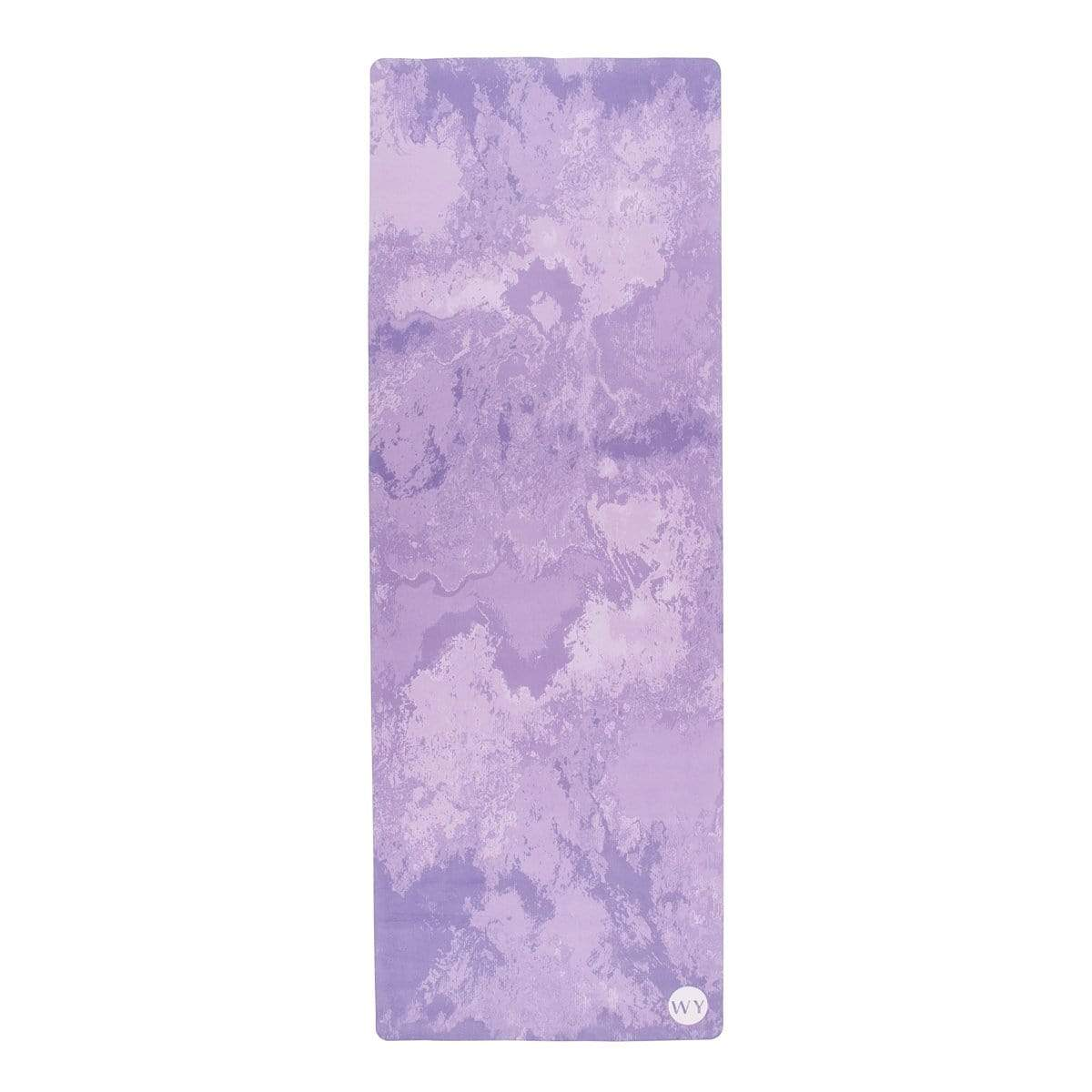 Luxury Yoga Mat Amethyst | Luxury Yoga Mat Luxya Singapore