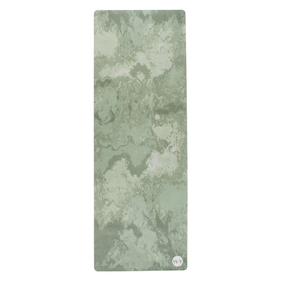 Luxury Yoga Mat Emerald | Luxury Yoga Mat Luxya Singapore