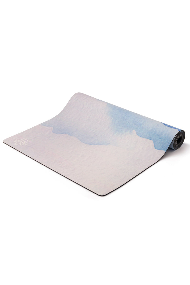 Luxury Yoga Mat Illustratio - 3mm Luxury Yoga Mat Luxya Singapore