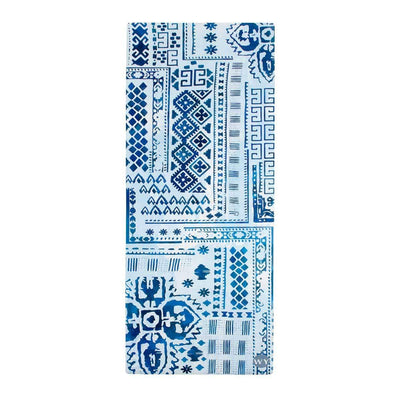 Luxury Yoga Mat Santorini | Luxury Yoga Mat Luxya Singapore