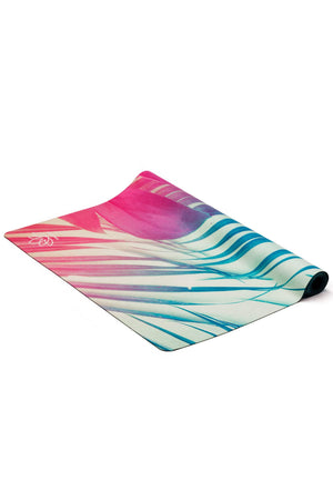 Luxury Yoga Mat Tropicus - 1.5mm Travel Yoga Mat Luxya Singapore