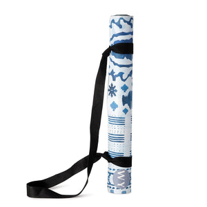 Travel Yoga Mat Santorini | Travel Yoga Mat Luxya Singapore