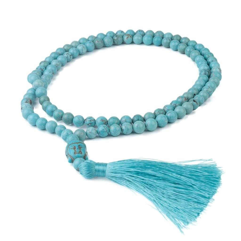 Yoga Jewellery Turquoise Mala Beads Luxya Singapore