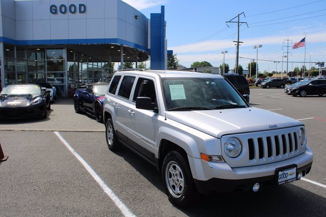 Used 2014 Jeep Patriot FWD Sport w/ Power Value Group