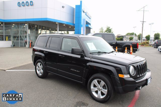 Used 2015 Jeep Patriot 4WD Sport w/ Power Value Group