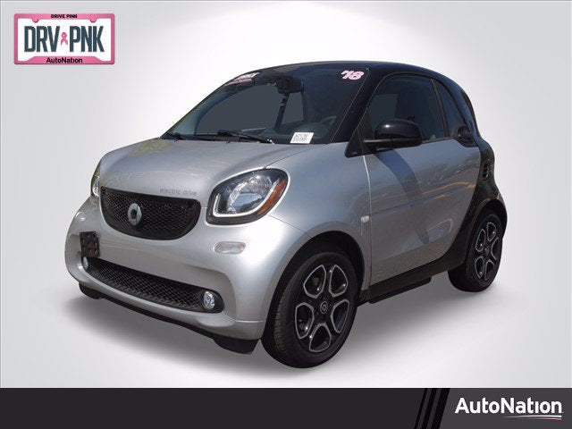 Used 2018 smart fortwo electric drive Coupe