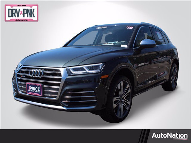 Used 2018 Audi SQ5 Premium Plus