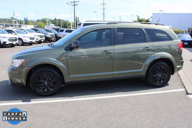 Used 2016 Dodge Journey FWD SE