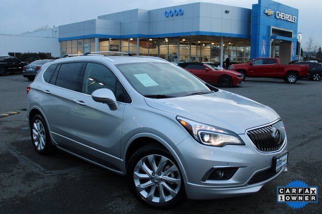 Used 2017 Buick Envision AWD Premium