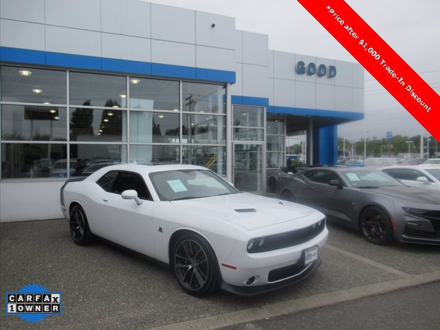 Used 2016 Dodge Challenger Scat Pack