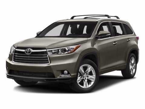 Certified 2016 Toyota Highlander Limited