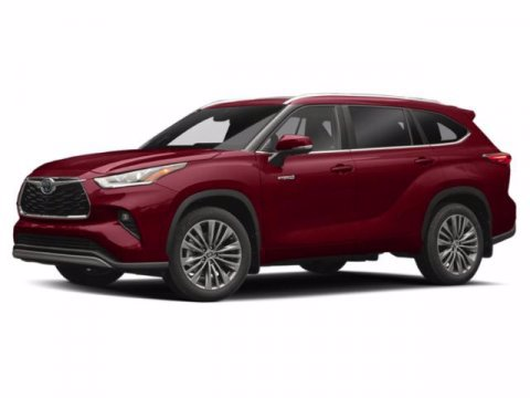 New 2020 Toyota Highlander AWD Platinum Hybrid