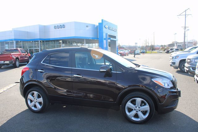 Used 2016 Buick Encore AWD