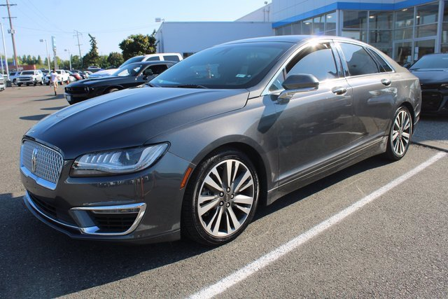 Used 2017 Lincoln MKZ Reserve V6 AWD