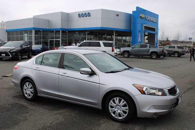 Used 2010 Honda Accord LX Sedan