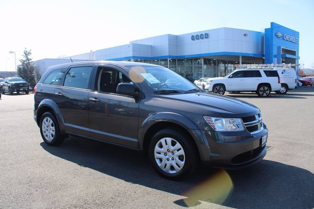 Used 2014 Dodge Journey FWD w/ Flexible Seating Group