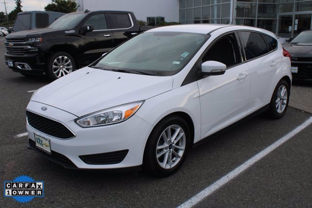 Used 2017 Ford Focus SE Hatchback