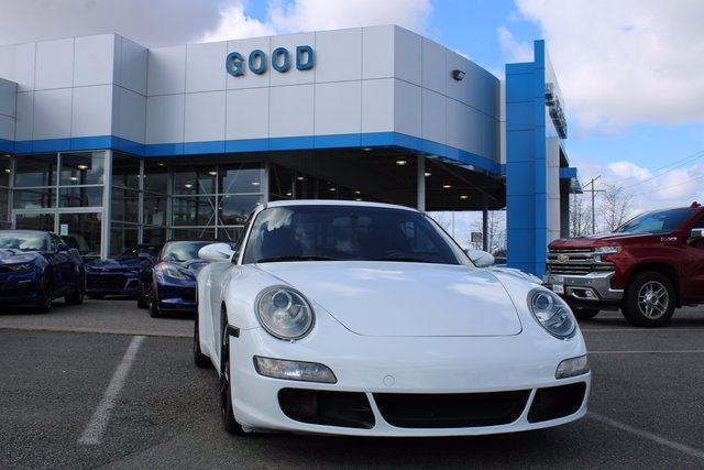 Used 2007 Porsche 911 Coupe