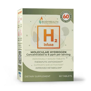 Magnesium H2 For Sleep & More