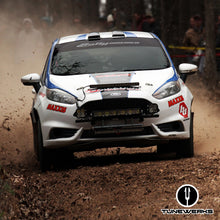 Load image into Gallery viewer, tunewerks_laroza_racing_fiesta_ST_head_on.psd